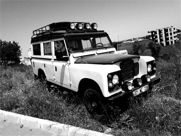 -OTO-MİS- 1966 LANDROVER MERAKLISINA ORJİNAL 4 x 4 Ç