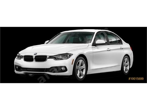 My Car Rental 'dan Otomatik Dizel BMW 320i