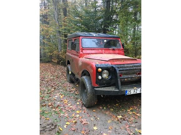 Galeriden Land Rover Defender Bilecik