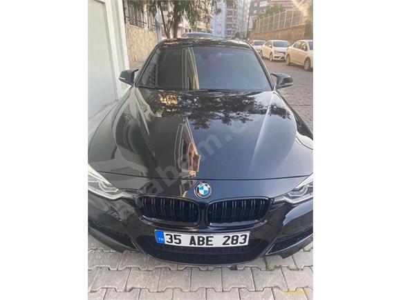 galeriden bmw 3 serisi 320i ed sport plus 2016 model mugla 103 500 km siyah 12109514 arabam com