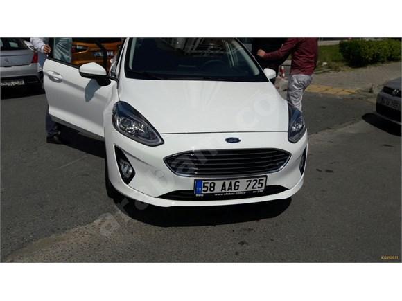 FOYER RENT A CAR 2018 FORD FİESTA APPLE CARPLAY-NAVİGASYON