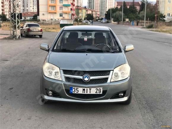 2010 GEELY FAMİLİA 1.5 COMFORT