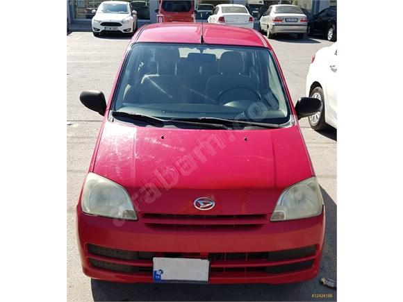 2OO7 Daihatsu COURE 1.0 Klimalı 119.000 Bin Km. Kırmızı