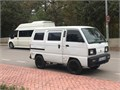 Galeriden Suzuki Carry Glass Van 1998 Model Samsun