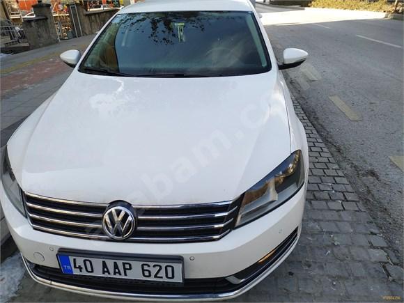 Sahibinden Volkswagen Passat 1.6 TDi BlueMotion Comfortline 2014 Model