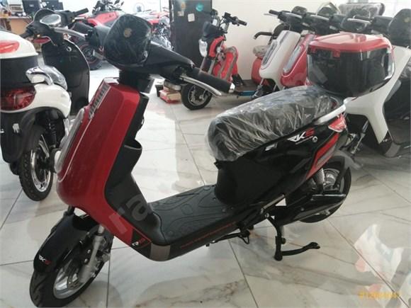 RKS R6 ELEKTRİKLİ 6.000 TL YILMAZOĞLU MOTORDA