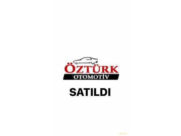 ÖZTÜRK OTOMOTİV'DEN SIFIR AYARINDA 5055 KABİNLİ SATILDI