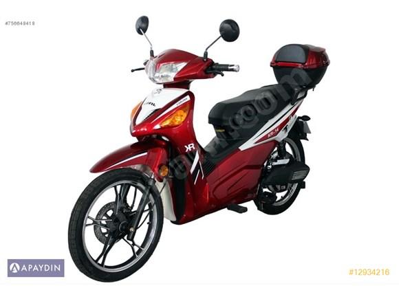 KRAL MOTOR VARUNA 249W // BAYİDEN// SIFIR KM // 2019 MODEL