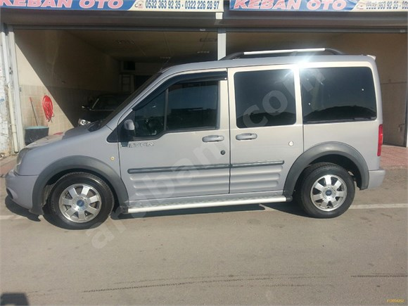 Galeriden Ford Tourneo Connect 1.8 TDCI SWB Silver 2012 Model Adana