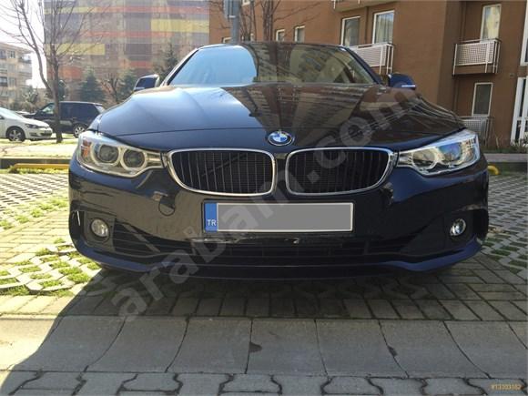 ANATOLİA RENT A CARDAN KİRALIK BMW 4.18 SPORTLİNE