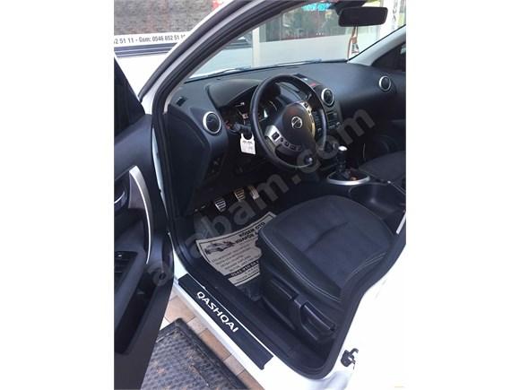 Polis Memurundan Nissan Qashqai 1.5 dCi Tekna Sport Pack 2013 Model
