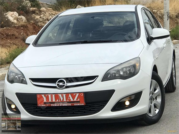 2017 ASTRA SEDAN 1.6 DİZEL 136 HP OTOMATİK DESİGN %18 FATURALI