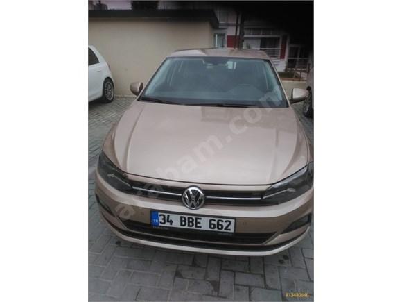 Sahibinden Volkswagen Polo 1.0 Comfortline 2018 Model İstanbul