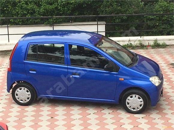 2OO6_DaihatsU COURE 1.0 + BOYASIZ+KLİMALI+FULL+Daha 62.BİN KM