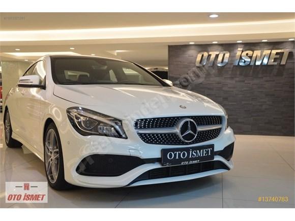 2017 CLA180d FL AMG PAKET HAFIZA NAVİGASYON CAM TAVAN BOYASIZ