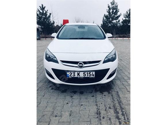 51000 km de Sahibinden Opel Astra 1.6 CDTI Sport 2016 Model hatasız  hasar kayıtsız ful orjinal servis bakımlı ekstra 4 adet kışlık lastik