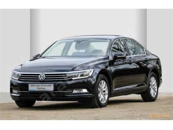 Galeriden Volkswagen Passat 1,6TDI Comfortline  Navi LED Kamara Dizel Sedan Samsun