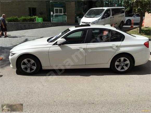 ANTALYA KİRALIK BMW 320 D F30 KASA OTOMATİK