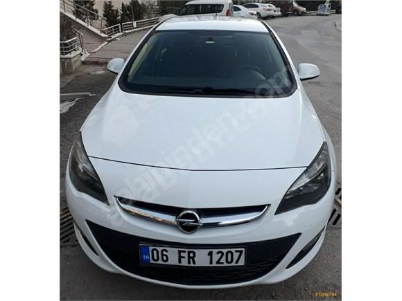 Sahibinden Opel Astra 1.6 CDTI Edition 2015 Model Tunceli