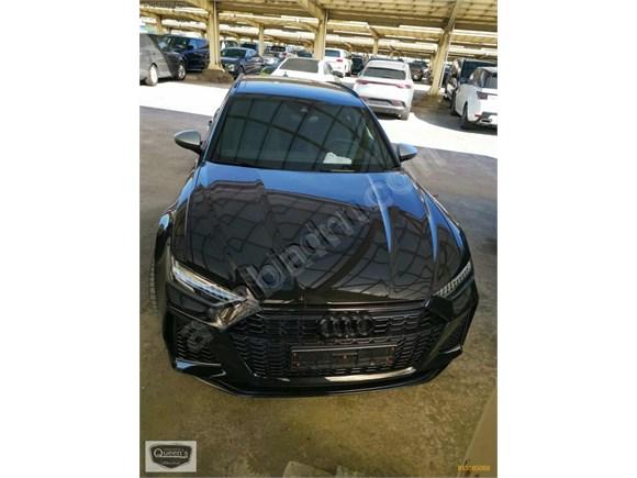 QUEEN'S AUTO 2020 AUDİ RS6 DYNAMİK PLUS