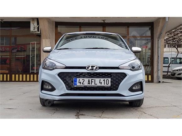 Yeni Kasa 2018 Model Hyundai i20 33.000 km'de Hatasız Boyasız