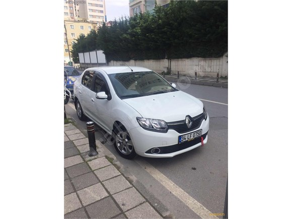 2014 MODEL RENAULT SYMBOL 1.2 TOUCH 79.000 KM DE
