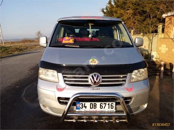 Sahibinden Volkswagen Caravelle 1.9 TDI Trendline 2006 Model