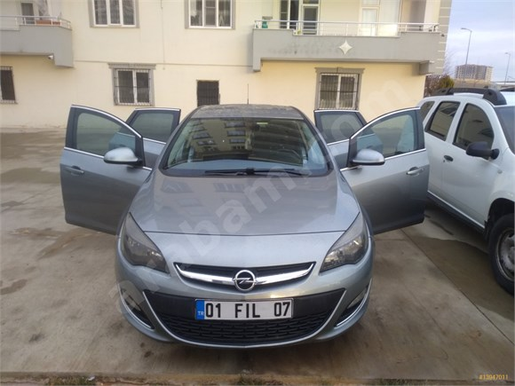 Sahibinden Opel Astra 1.4 T Enjoy Active 2013 Model