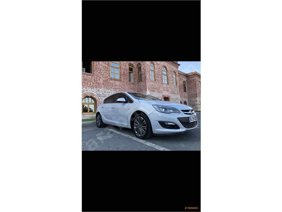 Sahibinden Opel Astra 1.3 CDTI Enjoy Active 2014 Model