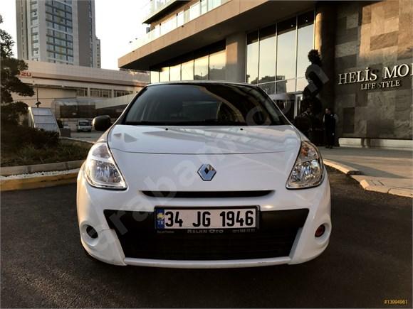 2012 Makyajlı Kasa Dizel Ekspertizli Renault Clio 3 Edition