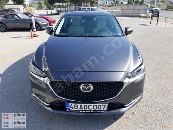 2018 Mazda6 Sedan Sky-G Power SENSE-Beyaz Deri+MRCC 29.000km
