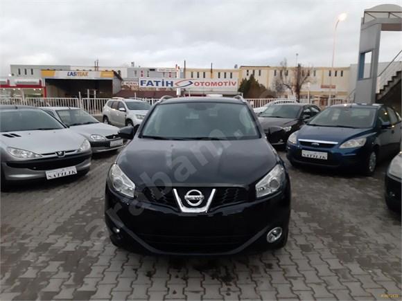 Nissan Qashqai 1.5DCi Tekna Sport Pack HATASIZ BOYASIZ TRAMERSİZ