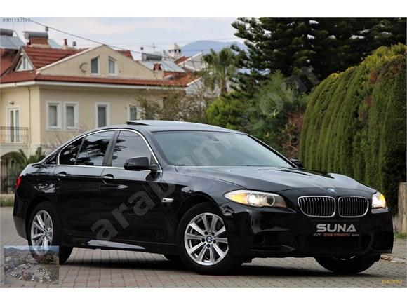 2013 BMW 5.20d EXCUTİVE MSPORT 181000KM HAYALET VAKUM EKRAN FULL