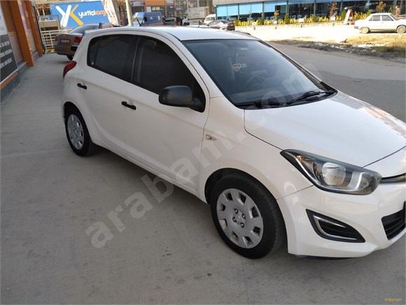 Sahibinden Hyundai i20 Troy 1.2 DOHC Mode 2012 Model