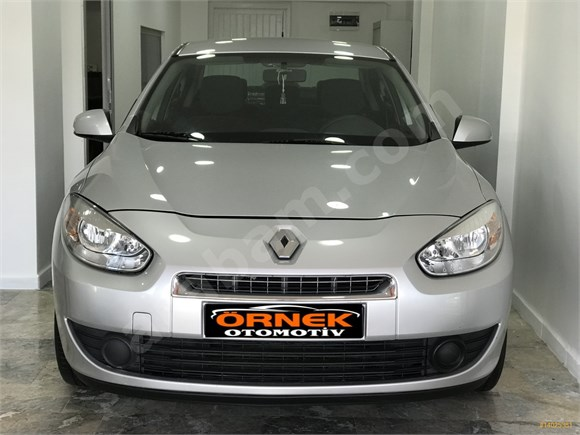 2011 RENAULT FLUENCE 1.5 DCİ  BUSİNESS