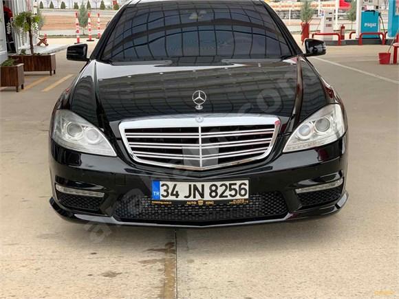 Galeriden Mercedes - Benz S 350 350 CDI L 2014 çıkışlı