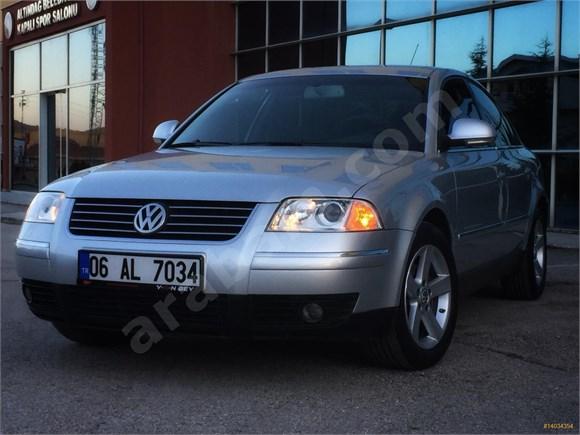 Askeri Personelden  Volkswagen Passat 1.9 TDi Exclusive 2005 Model