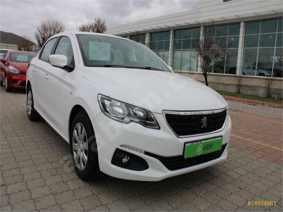 2018 model Peugeot 301 301 1.6 Hdi Active