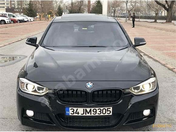 2013 BMW 320İ ED