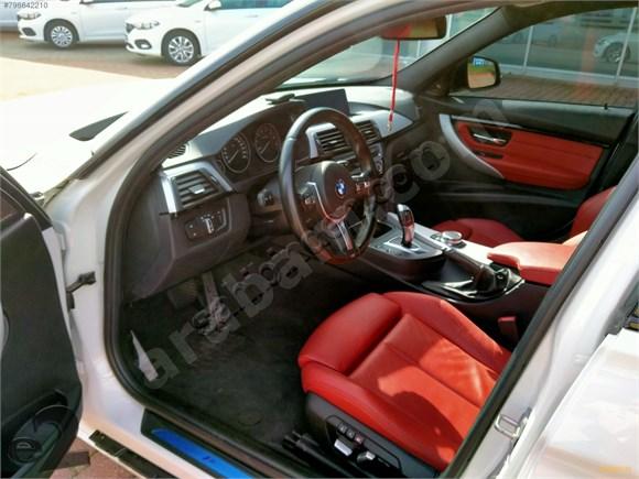 BMW 320İ ED 170HP SEDAN 40. YEAR EDITION