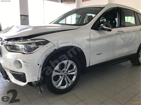 BMW X1 S-DRİVE 1.18İ 136HP