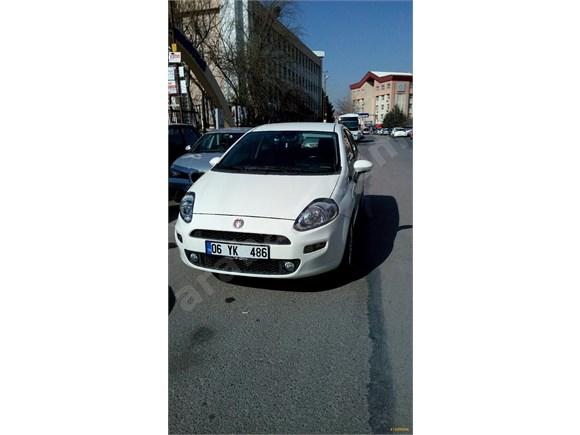 TR DE TEK Fiat Punto 1.4 Easy S&S 2013 Model