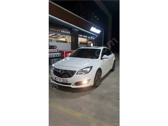 Sahibinden Opel Insignia 1.6 CDTI Sport 2016 Model