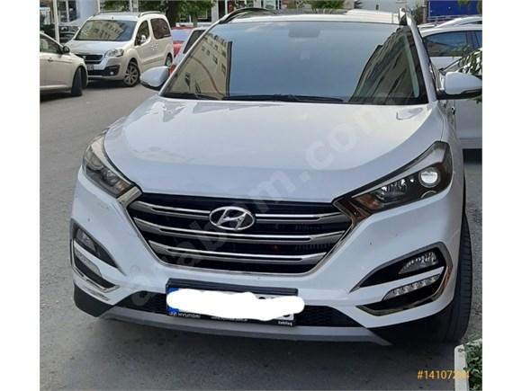 Sahibinden Hyundai Tucson 1.6 T-GDi Elite 2017 Model