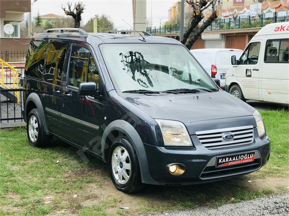 Sahibinden Ford Tourneo Connect 110PS 2010 Model