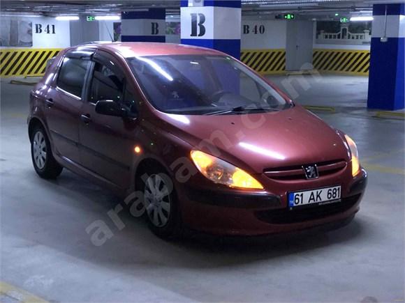 Sahibinden Peugeot 307 1.6 XR 2005 Model