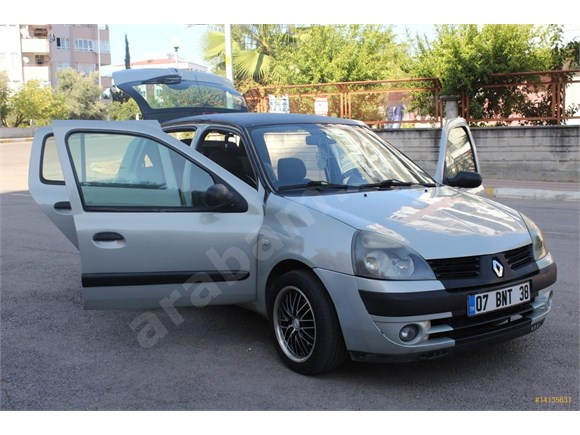 Sahibinden Renault Clio 1.2 Authentique 2005 Model