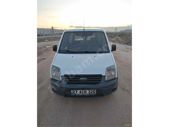 Galeriden Ford Transit Connect T220 L 2011 Model Gaziantep