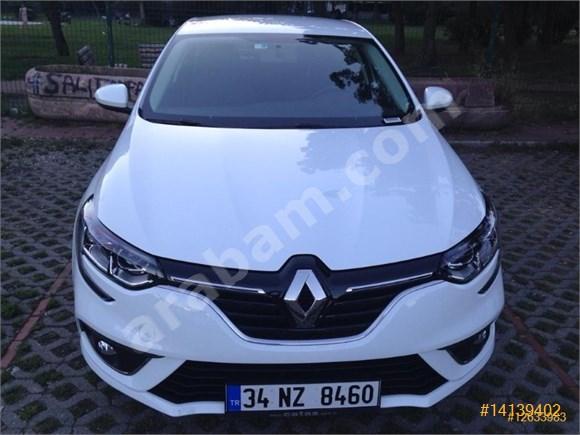 KİRALIK Renault MEGANE TOUCH DurmazOtoKiralama'dan