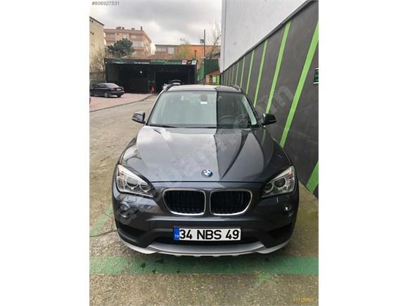 2014 Model BMW X1 43.000 km